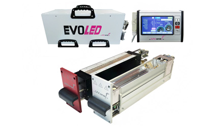 UV/LED curing systems