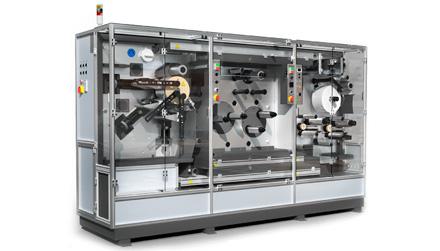 Class Engineering packaging tape flexo presses