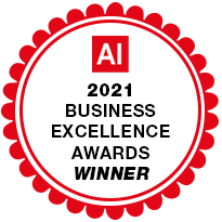AI Business Excellence Awards WINNER